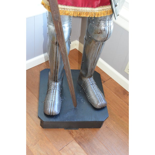 Repro Brogan Medieval Suit of Armor - Image 8 of 11