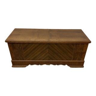 Mid 20th Century Lane Furniture Altavista Va Cedar Chest For Sale
