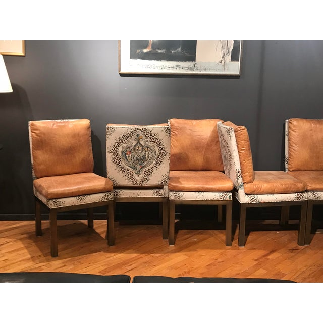 Mid-Century Modern Mid Century Dining Chairs - Set of 6 For Sale - Image 3 of 8