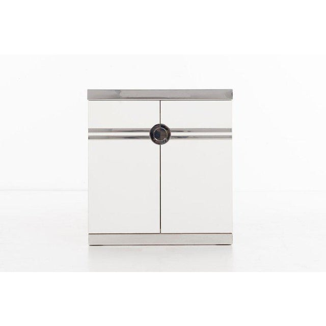 1970s Pierre Cardin Pair of Nightstands For Sale - Image 5 of 13