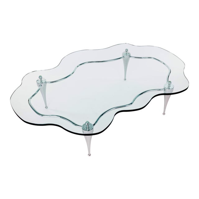 Cloud Coffee Table by Artist Troy Smith - Artist Proof - Limited Edition - Custom Furniture For Sale