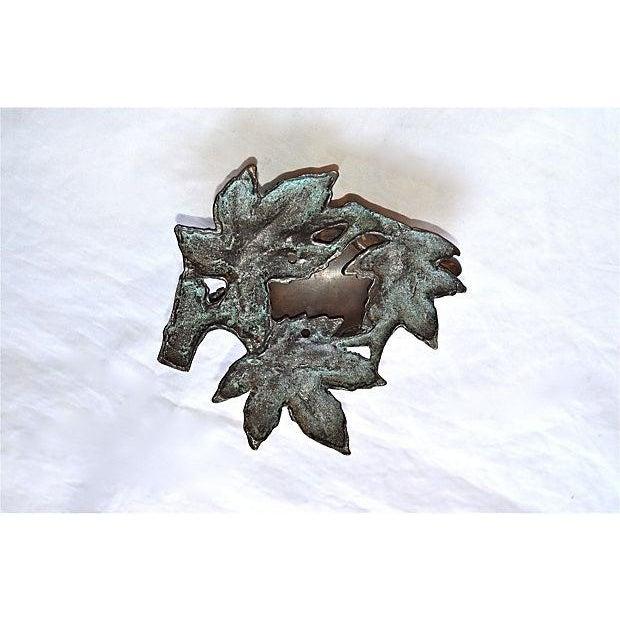 Bronze Grape Bunch Door Knocker - Image 5 of 8