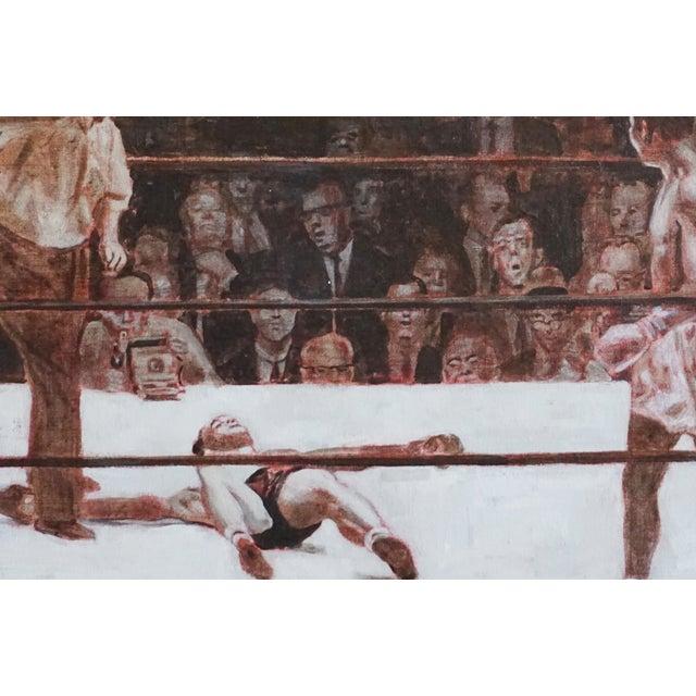 Robinson KOs Fullmer by Robert Landry - Image 3 of 4