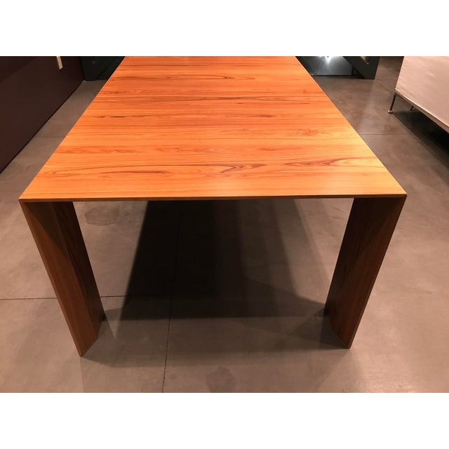 Cassina Hannes Wettstein Santos Rosewood El Dom Table For Sale - Image 4 of 9