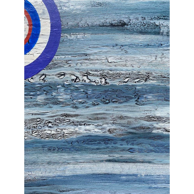 Original Contemporary Abstract Painting For Sale In San Francisco - Image 6 of 6