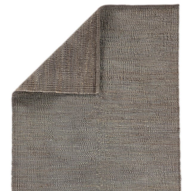 Jaipur Living Anthro Natural Dark Gray Area Rug - 8′ × 10′ For Sale - Image 4 of 6