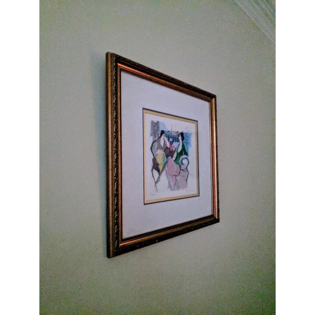 """Alexander Tarkay """"Seasons of the Year"""" Lithograph - Image 6 of 8"""