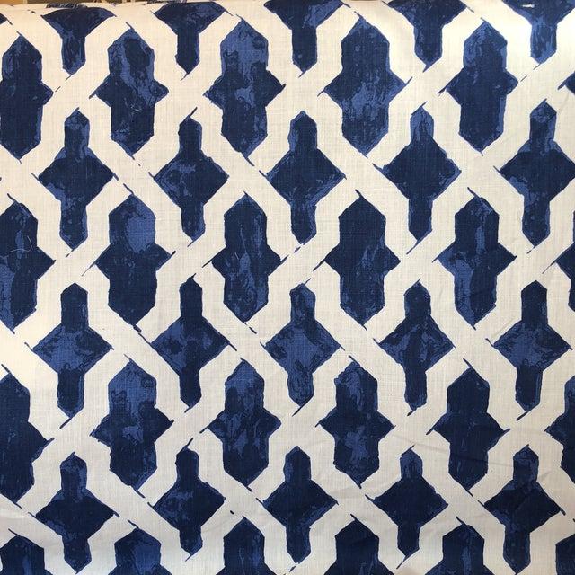 Textile Agiasos Design by Richard Smith No9 Thompson Fabric For Sale - Image 7 of 7