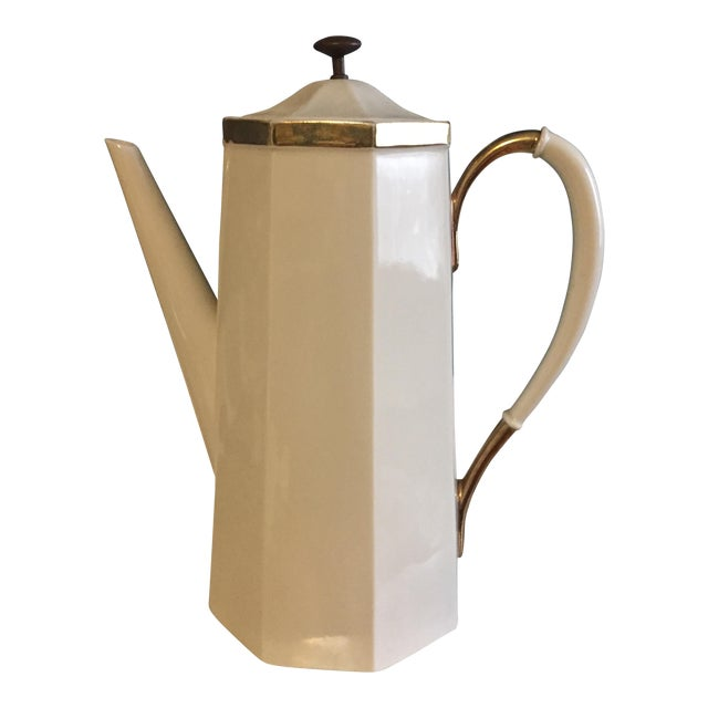 Mid-Century Coffee Pot For Sale