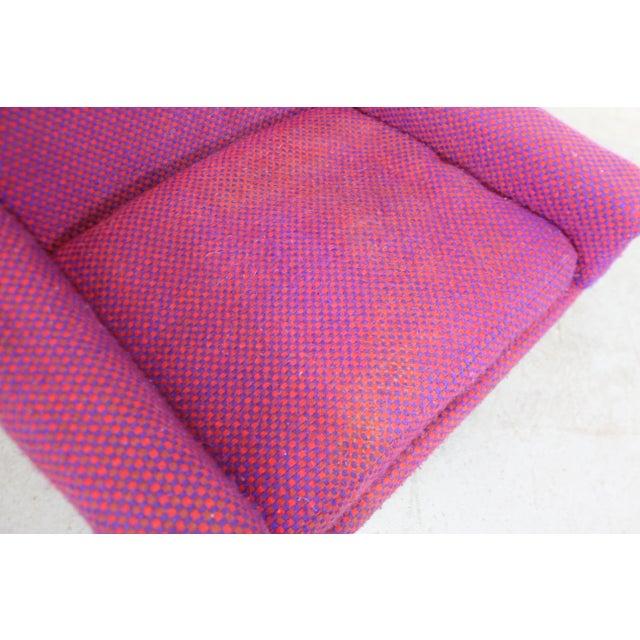 Mid-Century Danish Modern Ohlsson Style Bramin Teak Easy Lounge Chair & Ottoman For Sale - Image 9 of 13