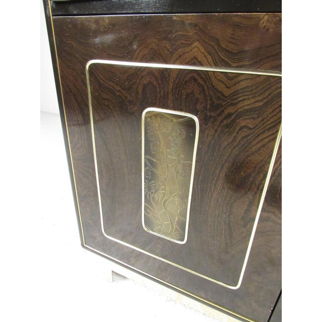 Mid-Century Modern Chiffonier by Bernhard Rohne For Sale - Image 9 of 13