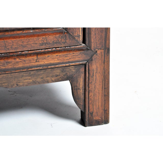 Chinese Cabinet with Display Shelf For Sale - Image 11 of 11