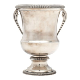 French Vintage Champagne Bucket For Sale