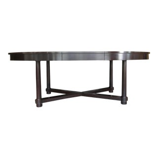 Barbara Barry Oval Dining Table For Sale