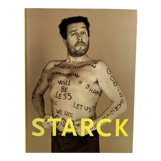 Philippe Starck 2nd Edition – Taschen 2000 Collectible Coffee Table Design Book For Sale