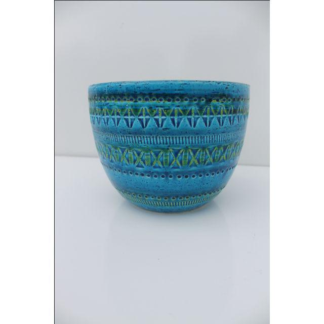Aldo Londi Bitossi Pottery Planter - Image 2 of 6