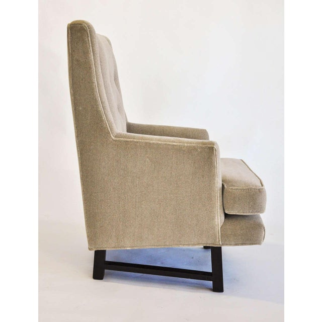 Wood Armchair Designed by Edward Wormley for Dunbar, 1950s For Sale - Image 7 of 9