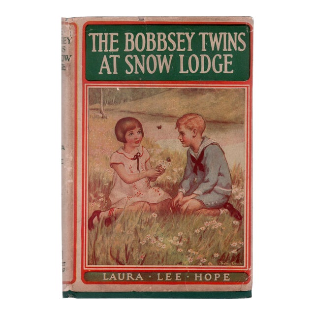 1910s The Bobbsey Twins at Snow Lodge For Sale