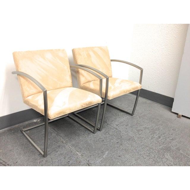 Brueton Romero Chairs - Set of 4 - Image 2 of 7