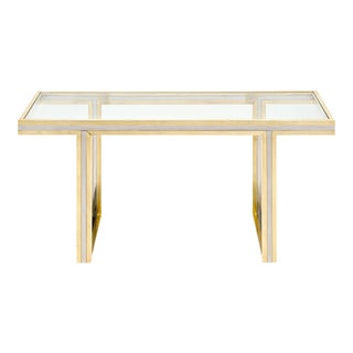 Romeo Rega Signed Console Table For Sale