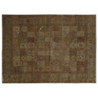 "Stark Studio Rugs Traditional Oriental Wool Rug - 10'1"" X 14' For Sale"