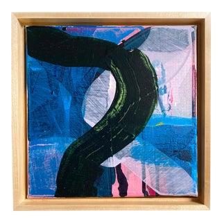 "Jessalin Beutler ""Delicate Balance"" 2021 Framed Painting For Sale"