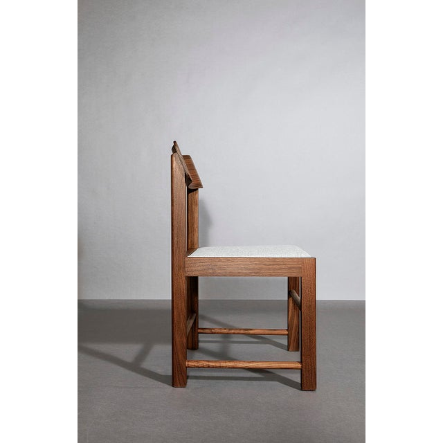 Contemporary Volk Furniture Sebastian Chair For Sale - Image 3 of 5