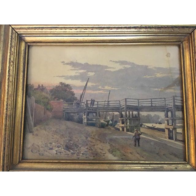 Old Putney Bridge Framed Print - Image 4 of 8