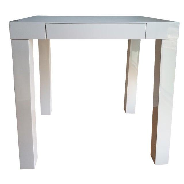 West Elm Parsons Mini Desk For Sale