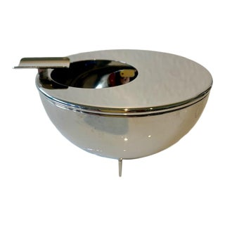 Marianne Brandt for Alessi Bauhaus Design 90046 Ashtray For Sale