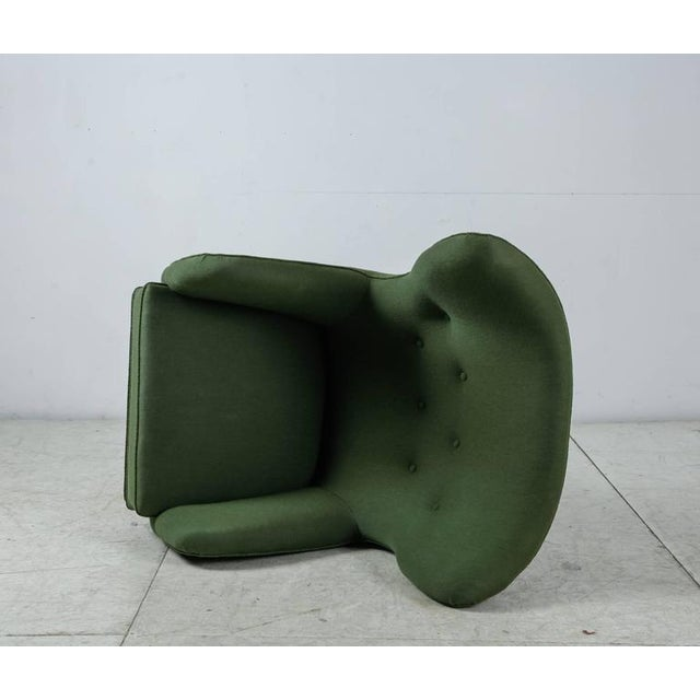 Mogens Lassen Style Lounge Chair, Denmark, 1940s - Image 6 of 10