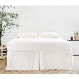 Image of Organic Modern Bed Skirts