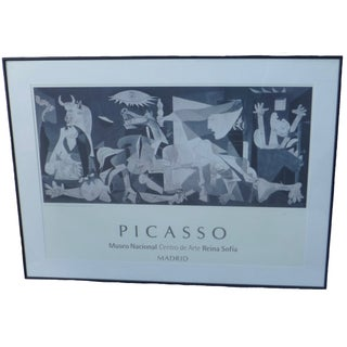 "Pablo Picasso ""Guernica"" Print"