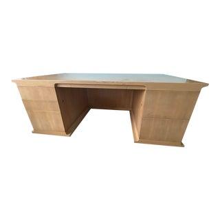 Baker Furniture Office Executive Desk For Sale