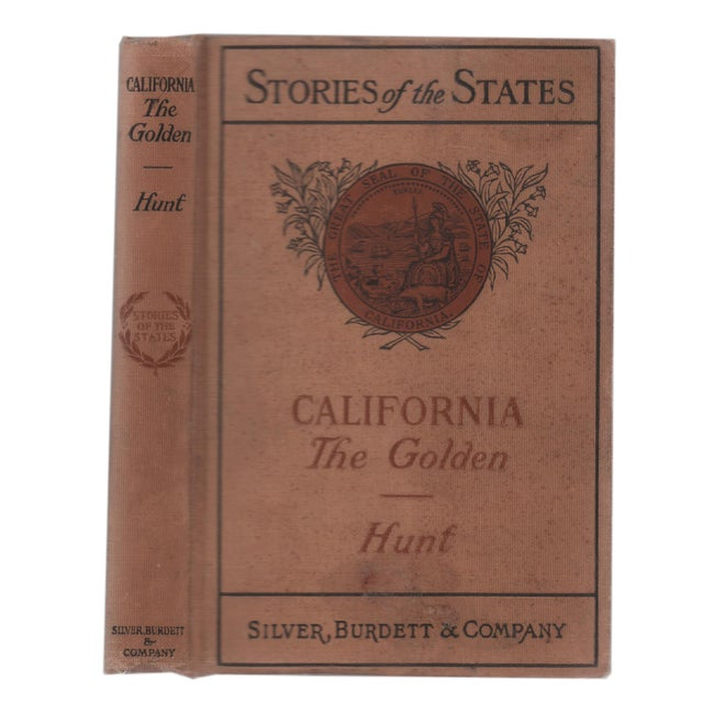 """Paper 1911 """"California the Golden"""" Collectible Book For Sale - Image 7 of 7"""