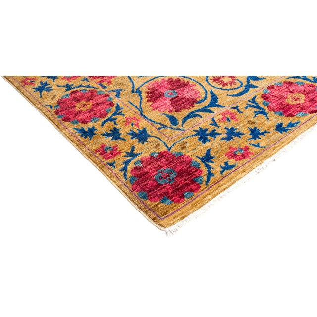 Taking inspiration from traditional embroidery styles of Uzbekistan, our floral Suzani Collection offers elegant and...