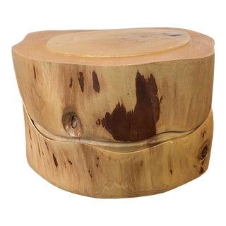 Handmade Wood Nesting Box For Sale