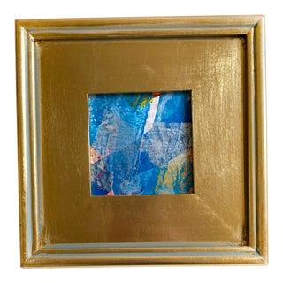 "Jessalin Beutler ""Bright Sky"" 2021 Framed Mini Painting For Sale"