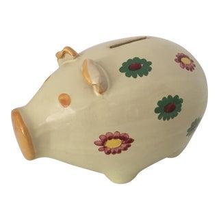 Vintage Italian Piggy Bank For Sale