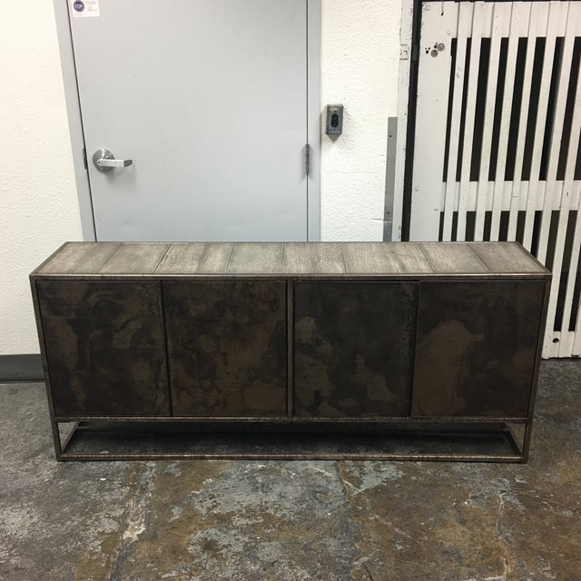 Four Hands Roman Contemporary Credenza - Image 2 of 9