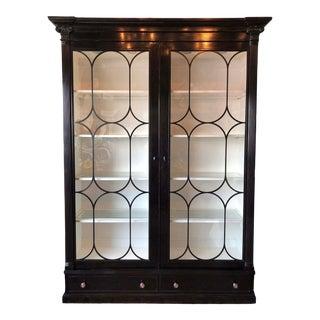 Art Deco Style Ralph Lauren Cabinet For Sale