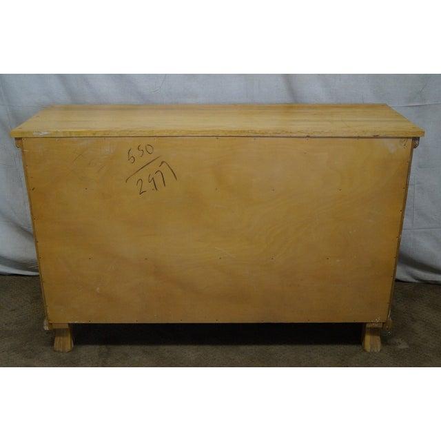 A. Brandt Ranch Oak Furniture A. Brandt Ranch Oak Dresser For Sale - Image 4 of 10