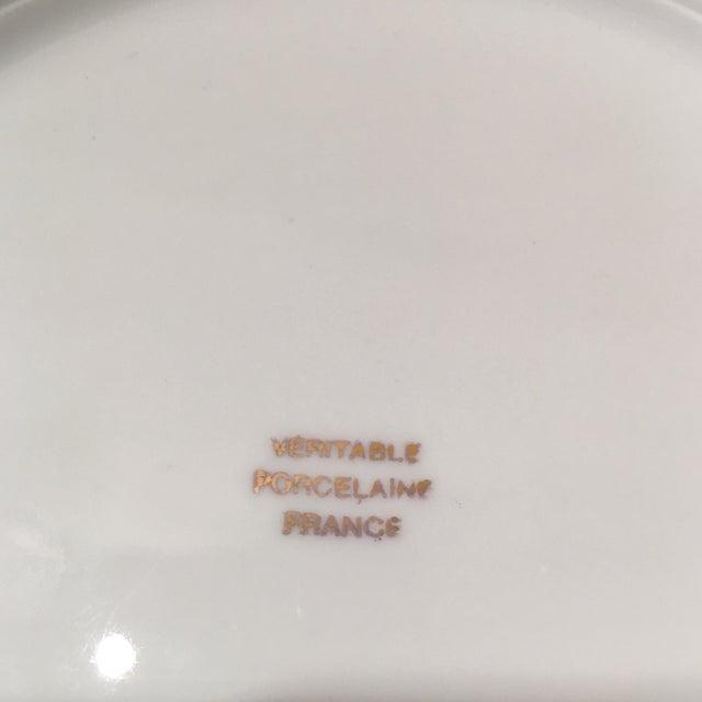Vintage Limoges Veritable Porcelain Plate - Image 5 of 5