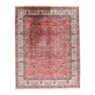 Semi Antique Persian Tabriz For Sale
