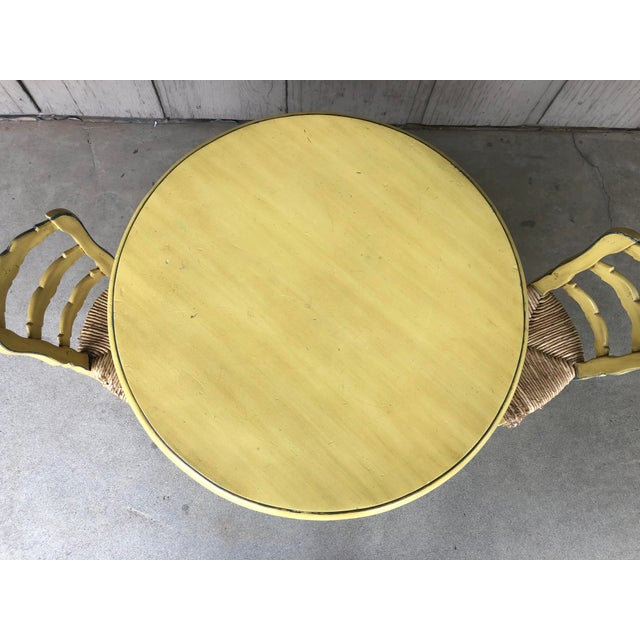 Vintage Child's Dining Set - 3 Pieces For Sale - Image 12 of 13