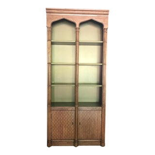 Drexel Mid-Century Bookcase For Sale