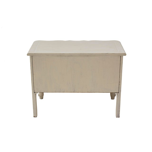 French Provincial Nightstand by Baker Furniture For Sale - Image 10 of 11