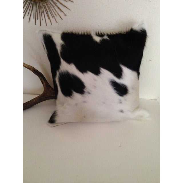 Cowhide Pillow - Image 3 of 4