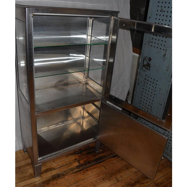 Stainless Steel Dental Lab Cabinet - Image 6 of 8