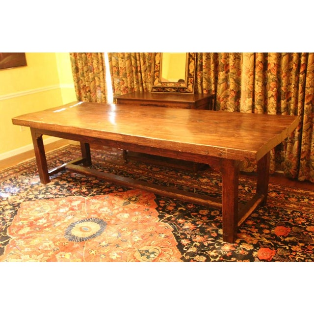 Tressle Dining Table - Image 3 of 7